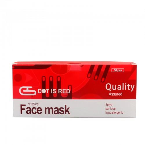3-Layered Surgical Face Mask (50 pcs)