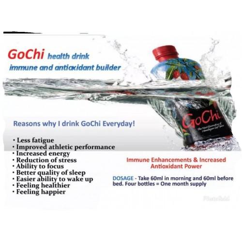 Goji Berry Juice (no preservatives)